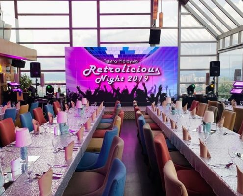 Rooftop event space Kuala Lumpur